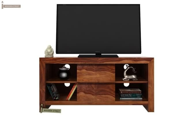 Brook Tv Unit (Teak Finish)-1