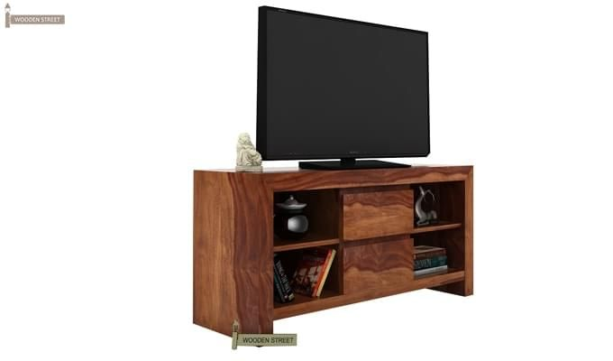 Brook Tv Unit (Teak Finish)-2