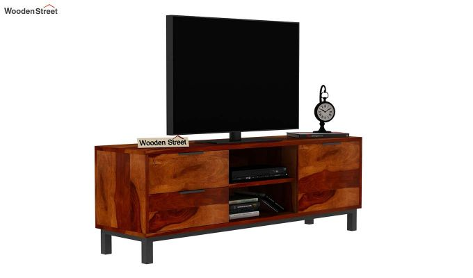 Cadiz Tv Unit (Honey Finish)-2