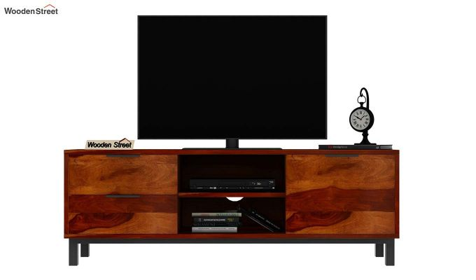Cadiz Tv Unit (Honey Finish)-3