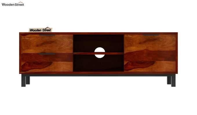 Cadiz Tv Unit (Honey Finish)-6
