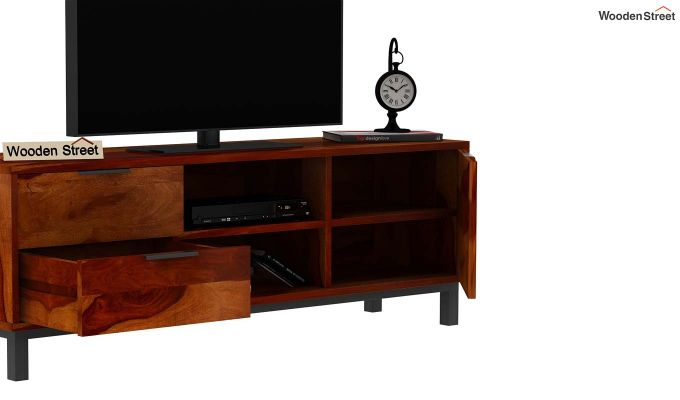 Cadiz Tv Unit (Honey Finish)-7