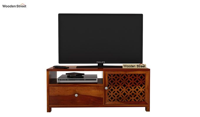 Argil Tv Unit (Honey Finish)-2
