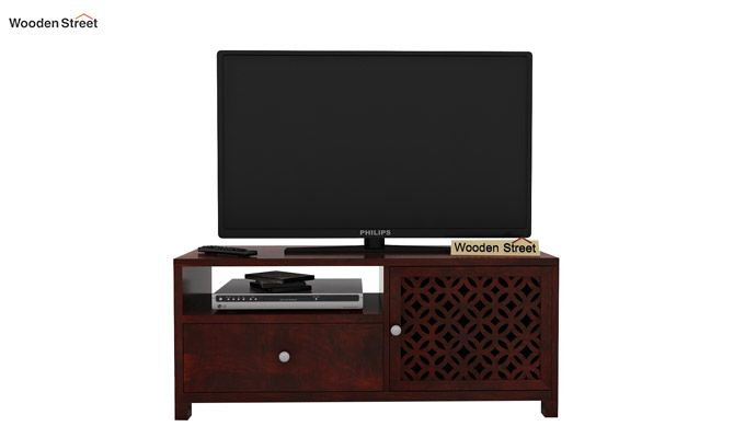 Argil Tv Unit (Mahogany Finish)-2