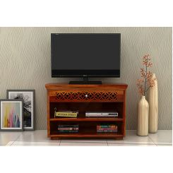 Cambrey Tv Unit (Honey Finish)
