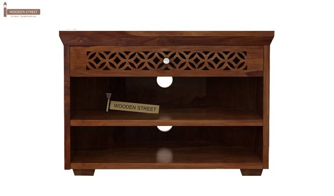 Cambrey Tv Unit (Teak Finish)-3