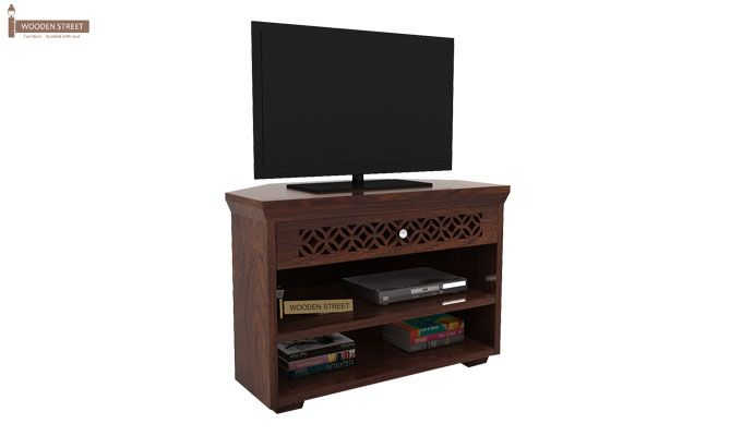 Cambrey Tv Unit (Walnut Finish)-1