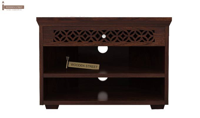 Cambrey Tv Unit (Walnut Finish)-3