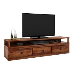 Carvel Tv Unit (Teak Finish)