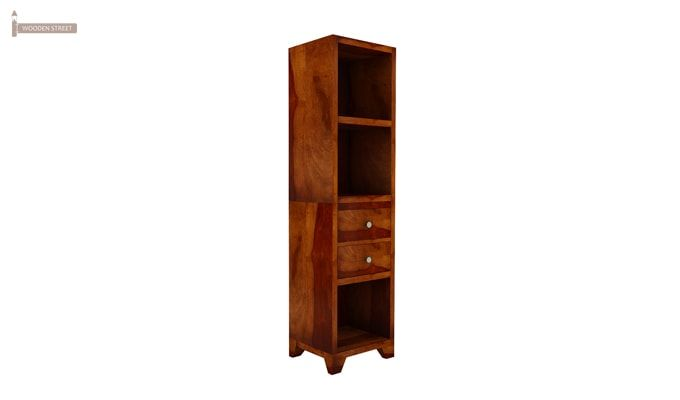Chappell Tv Unit (Honey Finish)-5