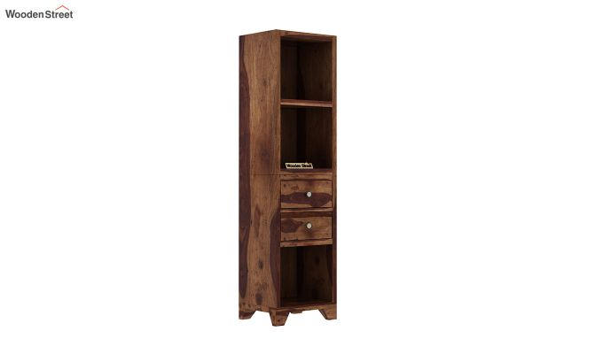 Chappell Tv Unit (Teak Finish)-6