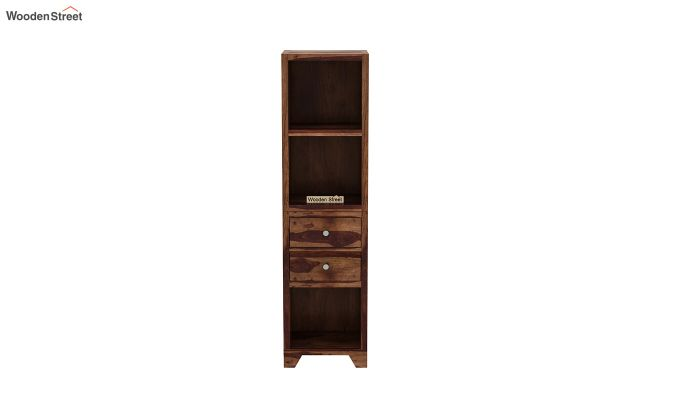 Chappell Tv Unit (Teak Finish)-8