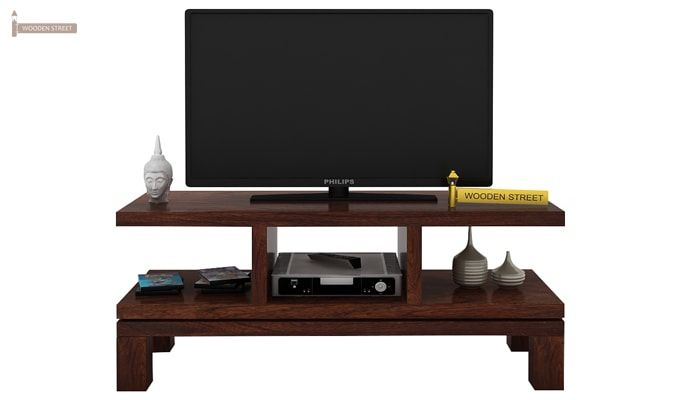 Cornish Tv Unit (Walnut Finish)-2