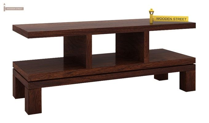 Cornish Tv Unit (Walnut Finish)-3