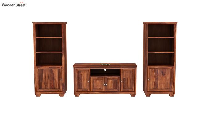 Delaila Tv Unit (Honey Finish)-6