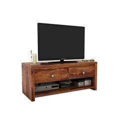 Denzel Tv Unit (Teak Finish)