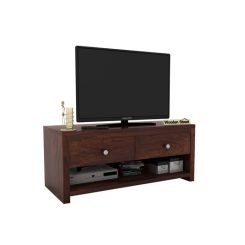 Denzel Tv Unit (Walnut Finish)
