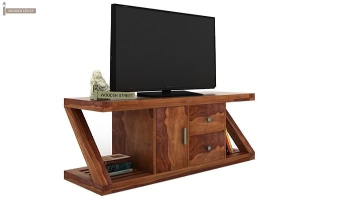 Doritos Tv Unit (Teak Finish)-2