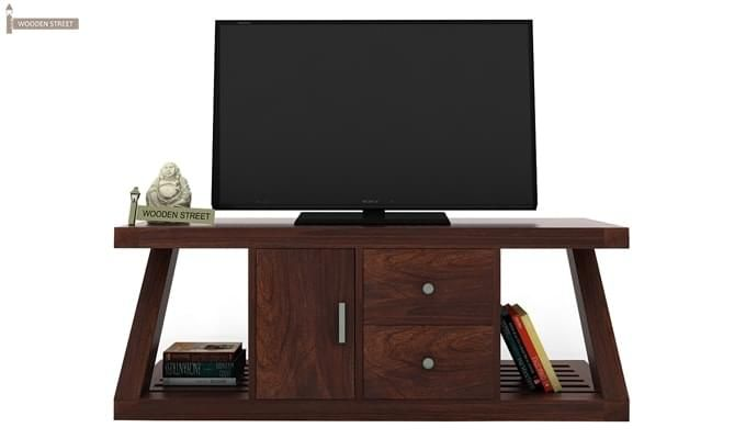 Doritos Tv Unit (Walnut Finish)-1