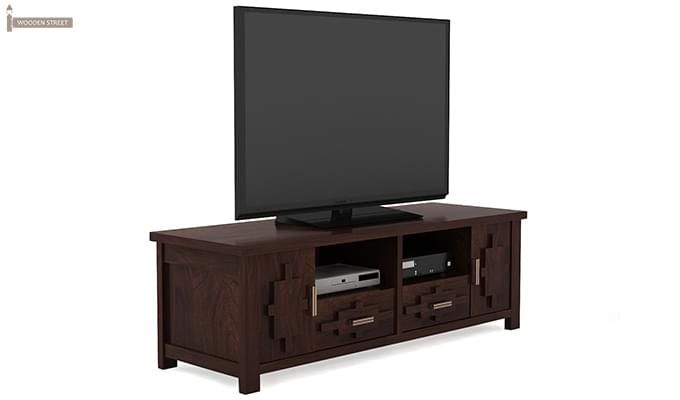 Eden Tv Unit (Walnut Finish)-2
