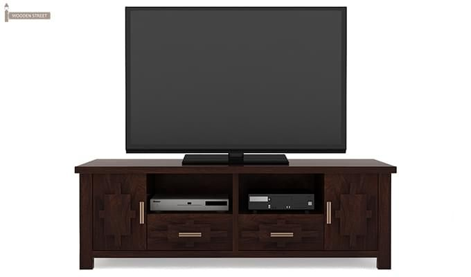 Eden Tv Unit (Walnut Finish)-3