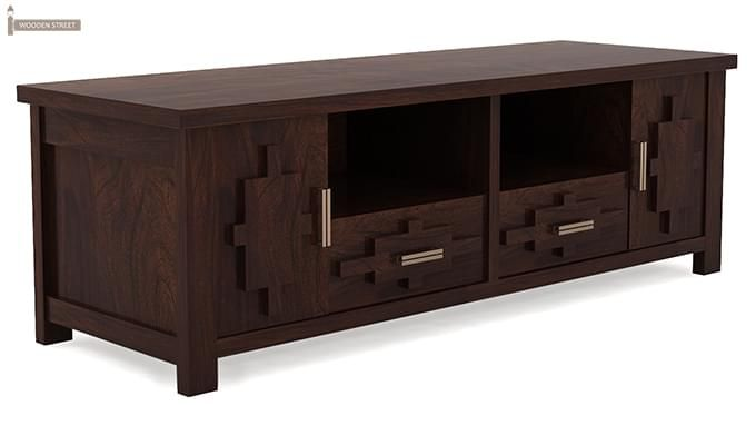 Eden Tv Unit (Walnut Finish)-4