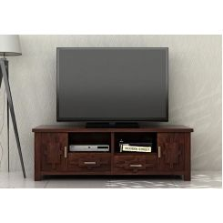 Eden Tv Unit (Walnut Finish)