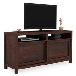 Egbert Tv Unit (Walnut Finish)