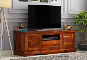 Buy Tv Unit Stand Tv Cabinets Online Upto 55 Off Wooden Street