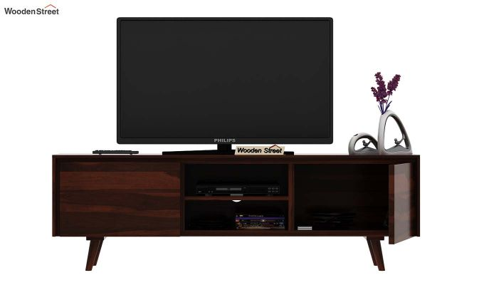 Enkel Tv Unit (Walnut Finish)-6