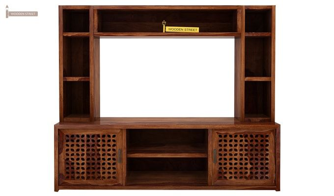 Epcot Tv Unit (Teak Finish)-3