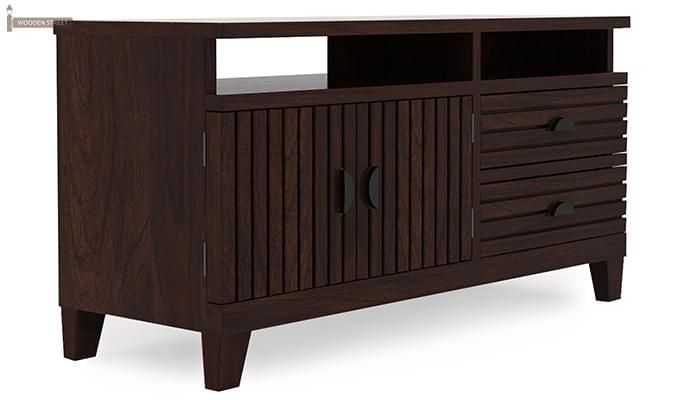 Felner Tv Unit (Walnut Finish)-3