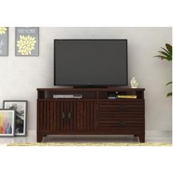 Felner Tv Unit (Walnut Finish)