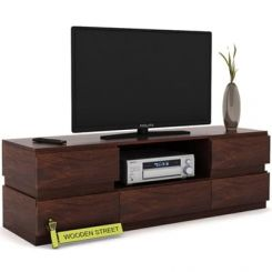 Florian Tv Unit (Walnut Finish)