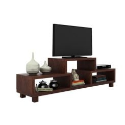 Gair Tv Unit (Walnut Finish)