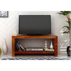 Gilford Tv Unit (Honey Finish)