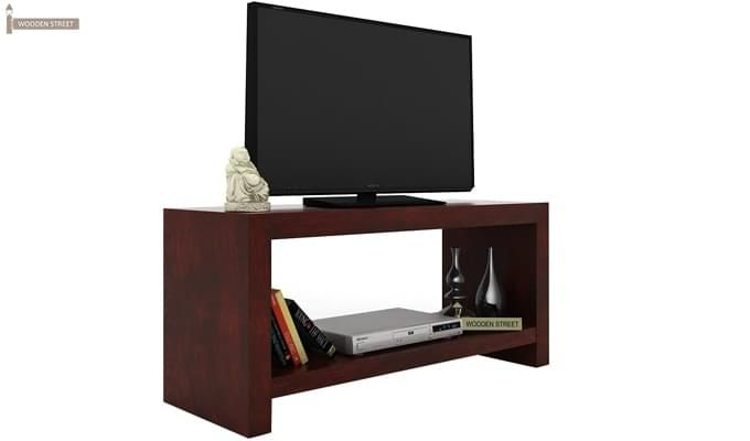Gilford Tv Unit (Mahogany Finish)-2