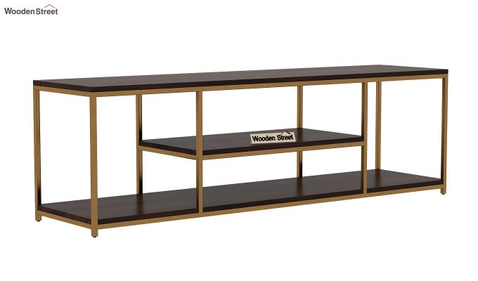 Grapho Tv Unit (Walnut Finish)-3