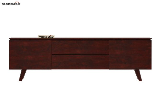 Hamlet Tv Unit (Mahogany Finish)-5