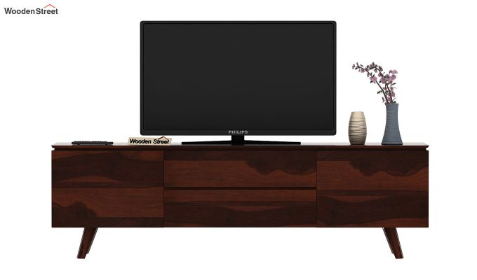 Hamlet Tv Unit (Walnut Finish)-3