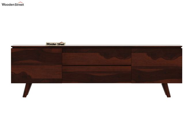 Hamlet Tv Unit (Walnut Finish)-5