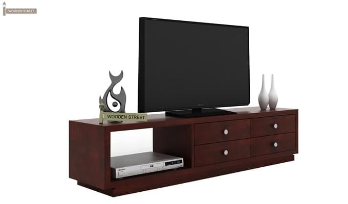 Hanley Tv Unit (Mahogany Finish)-2