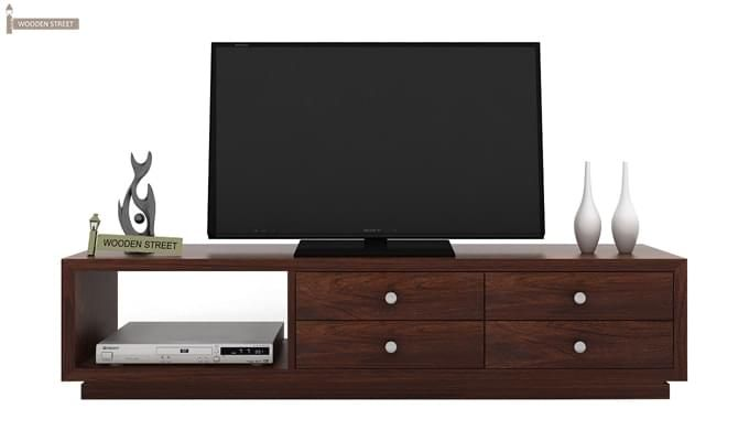 Hanley Tv Unit (Walnut Finish)-1
