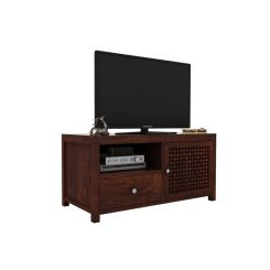 Hanson Tv Unit (Walnut Finish)