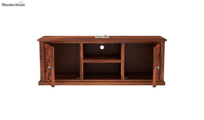 Howler Tv Unit (Honey Finish)-5