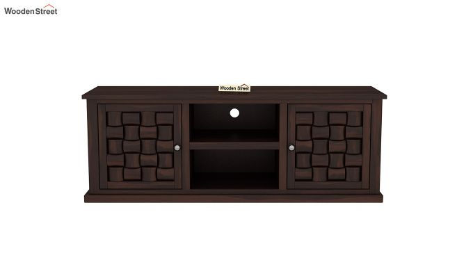 Howler Tv Unit (Walnut Finish)-3