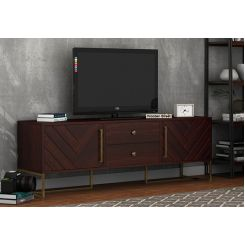 Jett Tv Unit (Walnut Finish)