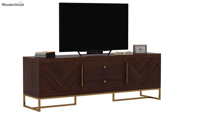 Jett Tv Unit (Walnut Finish)-3