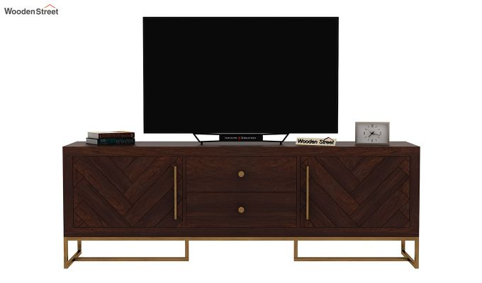 Jett Tv Unit (Walnut Finish)-4
