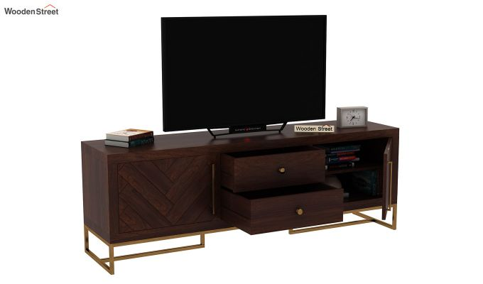 Jett Tv Unit (Walnut Finish)-5